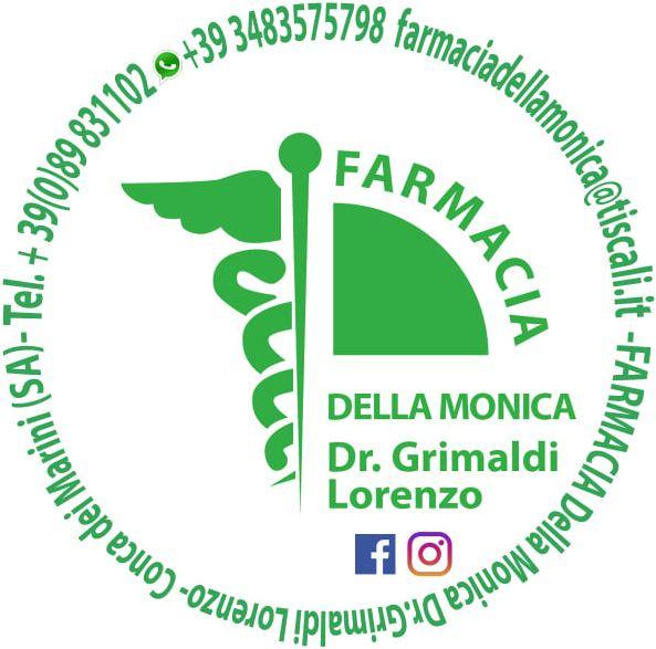 logo farmacia della monica 1