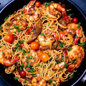 spaghetti home
